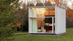 From the architect. KODA by Kodasema - a movable pre-fab mini house prototype from Estonia has been shortlisted for the Small Project Prize at the World Architecture Festival 2016. KODA is one out of nine projects listed in that category. The mini house was first presented in autumn 2015 at the Tallinn Architecture Biennale.