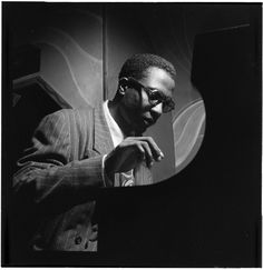 Thelonius Monk #jazz #art #photo