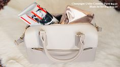 Redcurrent Jet Set Bag