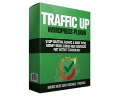 "WP Traffic Up Review is the only exit traffic wordpress plugin you'll ever need with video ""autoplay ready"" technology built-in!"
