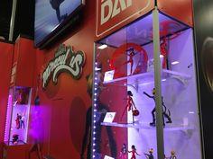 Выставка Комик Кон. Леди баг и Супер кот