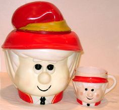 Keebler Cookie Jar