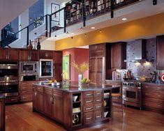 Kitchen, Contemporary & Dynamic, Photo 90 - KraftMaid Photo Gallery