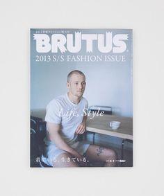 Brutus Magazine April 2013