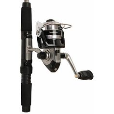 Daiwa Mini System Minispin Ultralight Spinning Reel and Rod Combo in Hard Carry Case Best Fishing Rods, Fishing Rods And Reels, Rod And Reel, Fishing Lures, Fishing 101, Fishing Store, Fishing Tricks, Going Fishing, Fishing Tackle
