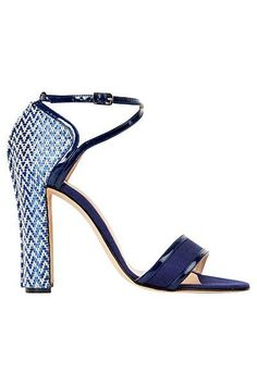 Manolo Blahnik - Shoes - 2013 Spring-Summer #manoloblahnikheelsfashion #manoloblahnikheelsspringsummer