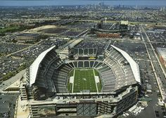 The Linc - Lincoln Financial Field, Home of the Iggles.