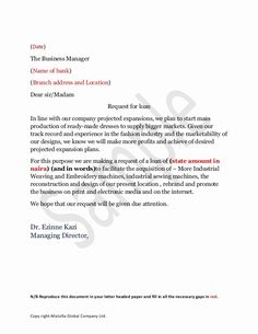Personal Loan Letter Format Unique Sample Loan Application Letter Lettering Application Letter Sample Business Proposal Template