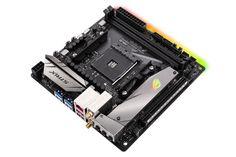 ASUS ROG STRIX mini-ITX motherboard for Ryzen teased: ASUS ROG STRIX mini-ITX motherboard for Ryzen teased:…