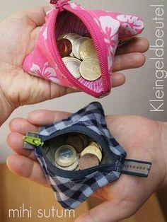Mini Geldbeutel