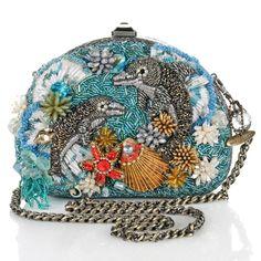 Mary Frances Beaded Dolphin Bag $299.90