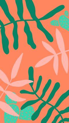 botanical phone wallpaper