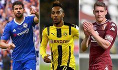 SPECIAL: List Of Milan's Top Striker Targets Mino Raiola, Jorge Mendes, Transfer Window, Transfer News, Soccer News, Sport Football, Ac Milan, Cristiano Ronaldo, Manchester United