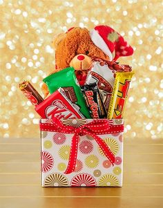 Christmas Teddy in a Box Same Day Delivery Service, Teddy Bear Gifts, Boxing Online, Christmas Gifts, Seasons, Gift Ideas, Kids, Xmas Gifts, Young Children