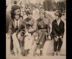 Mod girls 1960s