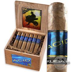 ACID Blue Cigars by Drew Estate