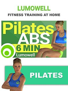 Pilates AB Workout - 6 Minute ABS - Fast and Easy *** To view further for this item, visit the image link.