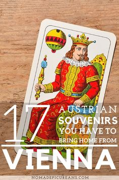 Wonder what to buy in Vienna? We have compiled a list of the 17 best souvenirs from Austria and Austrian gifts for you. We have included some cheap Austrian souvenirs as well as some quality products made in Austria. In the end, you can also find some tips on where to find your souvenirs in Vienna. #austria #vienna