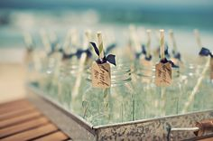 Seaside Pottery Barn Wedding at the Surf and Sand Resort