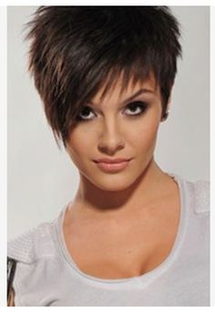 Image result for short asymetrical haircuts for women