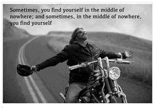 biker quote