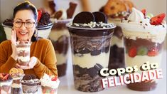 Milkshake, Donuts, The Creator, Cheesecake, Deserts, Cooking Recipes, Pudding, Cupcakes, Sweets