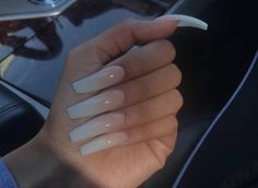 Acrylic nails have become increasingly popular over the past few decades. These nails are artificial and are often applied to the natural nails using an acrylic powder mixed with a liquid that creates a thick substance. Gorgeous Nails, Love Nails, How To Do Nails, Pretty Nails, Acrylic Nail Designs, Nail Art Designs, Acrylic Nails, Acrylics, Gel Nails At Home