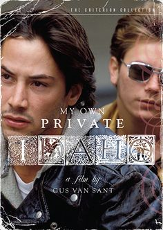 My Own Private Idaho (1991) - No. 277 [DVD cover by Marc English]