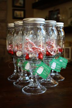 The Magic of Ordinary Things: HILLBILLY WINEGLASSES