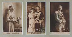Auguste Viktoria, Herzog, Kaiser, Kaiser Wilhelm II., Kaiserin, Postkartenformat, Prinzessin