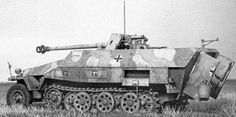 Sd.Kfz 251/22 Pakwagen.