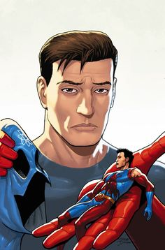 Convergence: The Atom #1  cover by Steve Dillon. Convergence Reading Order Guide