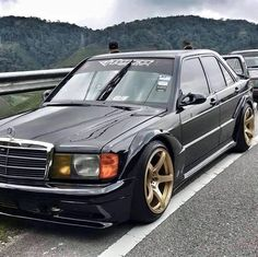 Not a BMW, but still belongs on my board.