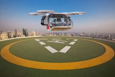 The Drone ambulance is used in New York.The drone has argodesign. It is a wild craft design. It is only one person ambulance drone modeled after a standard Ambulance, Magazine Design, Architecture Design, E Mobility, Future Transportation, New Drone, Drone Technology, Technology Design, Pilot