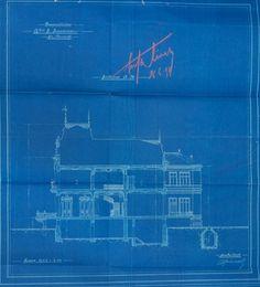 Casa Șomănescu | Arhiva de arhitectura Movies, Movie Posters, House, Houses, Films, Home, Film Poster, Cinema, Movie
