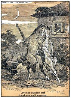 Latest Series, Scrapbook Blog, Two Horses, At Last, Romantic Dates, Equine Art, Old Books, Children's Literature, Moonlight