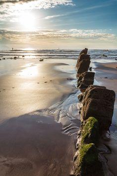 Barinatxe Beach, Sopelana, Spain by Javier Benito on 500px