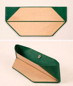 origami clutch