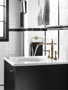 Photo Gallery For Photographers Bathroom Vanities Kohler love black and white look