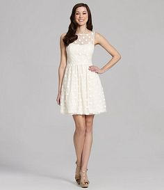 Dillards: MM Couture by Miss Me Lace Scoopback Dress $119 ...