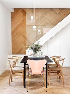 modern finnish design in a classic color palette.