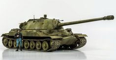 trumpeter 1/35 js-7 - Google Search