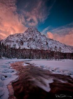 The Humbling River - Canadian Rockies, Alberta