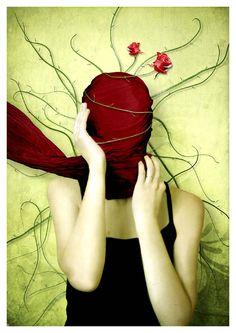 Love Is Blind by ~Darkrose42 on deviantART