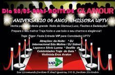 28/05 ♥ Noite de Glamour em Comemoração ao Aniversário de 06 anos da Emissora UPTV ♥ SP ♥  http://paulabarrozo.blogspot.com.br/2014/05/2805-noite-de-glamour-em-comemoracao-ao.html