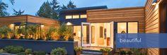 Blu Homes - NW Modern Green Prefab Homes