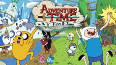 cartoon network adventure time - Google Search