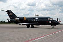 Royal Canadian Air Force VIP aircraft - Wikipedia, the free encyclopedia