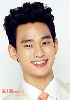 Kim Soo Hyun for Jeju Air ❤️ J
