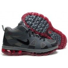 size 40 13a5c 00ace ... uk nike air max griffeys fury 2012 dark gray red shoes 93b36 ad8fb